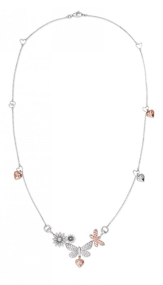 繁花似锦 Gucci Flora精致珠宝系列-时尚珠宝设计【行业顶级】