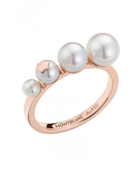 优美之月 万宝龙(Montblanc)Boheme Moongarden珠宝系列