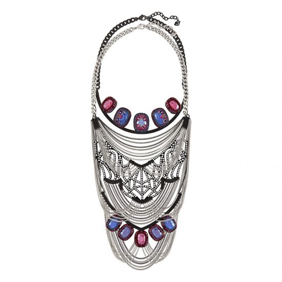 Swarovski:冬日花园(Winter Gardens)-时尚珠宝设计【行业顶级】
