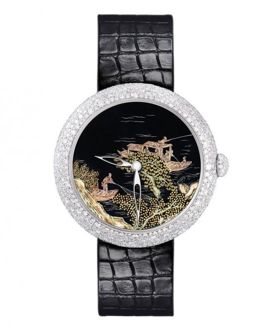Chanel Mademoiselle Privé全新珠宝腕表系列-珠宝首饰展示图【行业经典】