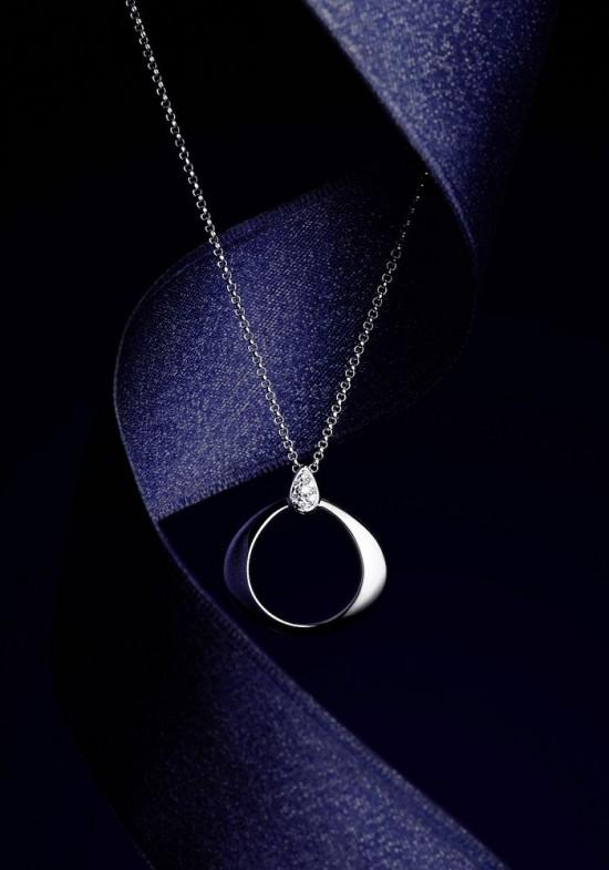 Omega Dewdrop:演绎水滴之美-时尚珠宝设计【行业顶级】