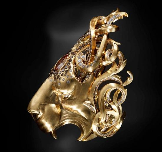 Jack du Rose:最危险的珠宝-创意珠宝