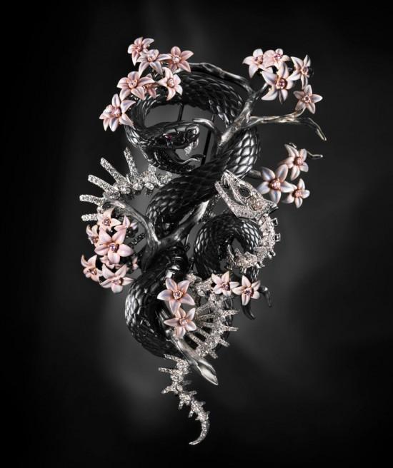 Jack du Rose-毒蛇