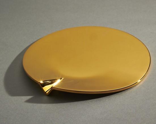 joe doucet:24K黄金烟灰缸-珠宝首饰展示图【行业经典】