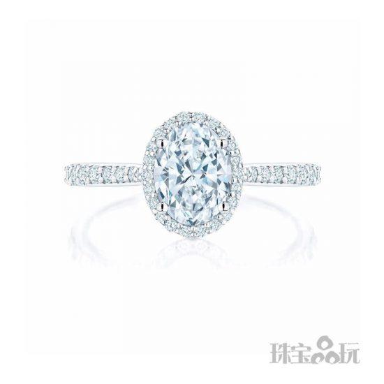 你的女友属于哪类人?从钻石形状可以看出她的性格-珠宝首饰展示图【行业经典】