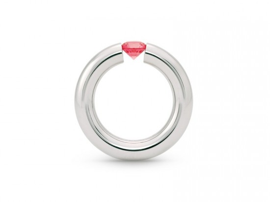 Niessing戒指(张力戒)-创意珠宝