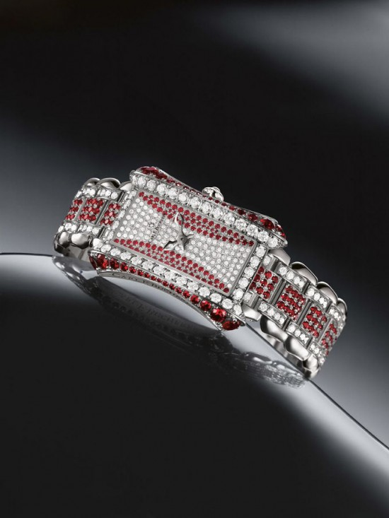 俘虏众人目光 宝齐莱Alacria Royal系列高级珠宝腕表