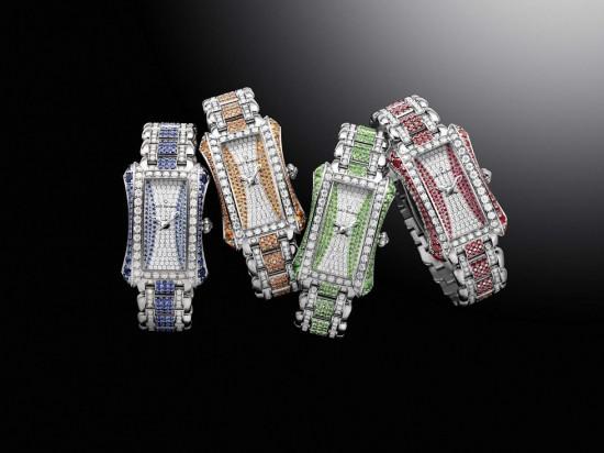 俘虏众人目光 宝齐莱Alacria Royal系列高级珠宝腕表-珠宝首饰展示图【行业经典】