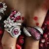 """宝石中最美丽的颜色""""红色""""-珠宝首饰展示图【行业经典】"""