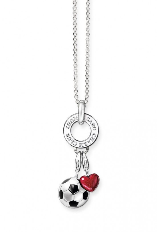 THOMAS SABO带你感受足球魅力