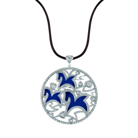 Larry Jewelry:蓝色骏马