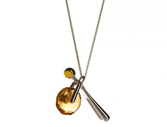 Le Buisson运动主题项链-创意珠宝