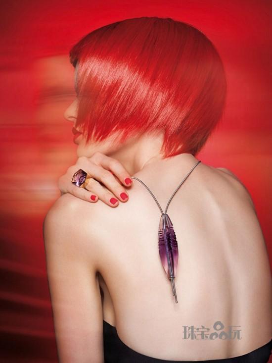 炙热之红 用珠宝点燃生命激情