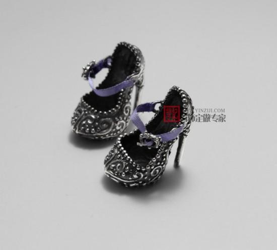 爱与鞋-创意珠宝