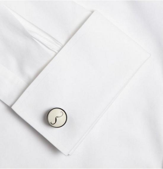 Paul Smith趣味陶瓷袖扣-创意珠宝
