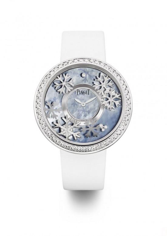 伯爵(Piaget)Limelight Dancing Light四季腕表系列-珠宝首饰展示图【行业经典】