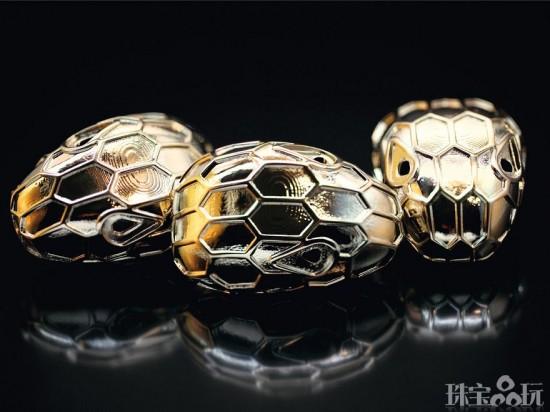 与蛇为舞 宝格丽2012全新Serpenti配饰系列-珠宝首饰展示图【行业经典】