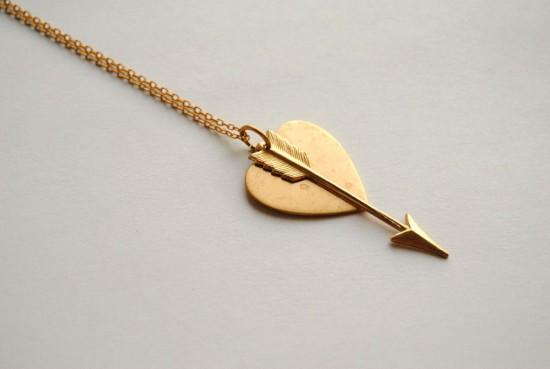 传递爱意 爱神丘比特之箭-创意珠宝