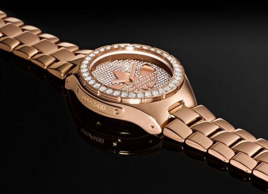 Adidas Originals推出限量版Melbourne Watch-时尚珠宝设计【行业顶级】