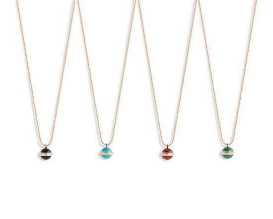 让生活多一点色彩 伯爵Possession珠宝新作登场-珠宝首饰展示【行业精选】