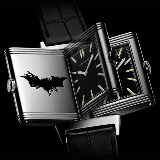 积家表(Jaeger-LeCoultre)推出蝙蝠侠限量版腕表-时尚珠宝设计【行业顶级】