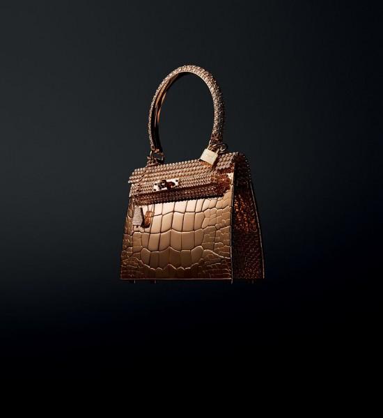 Hermes再创永恒的奢华艺术-珠宝首饰展示图【行业经典】