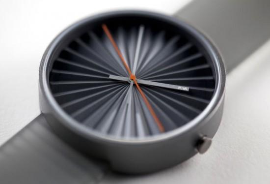 Benjamin Hubert:Plicate折纸风格腕表-时尚珠宝设计【行业顶级】