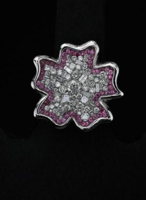 无法被复制的Krush钻饰系列首饰-创意珠宝