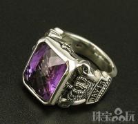 TVB潜行狙击中的神秘戒指-创意珠宝