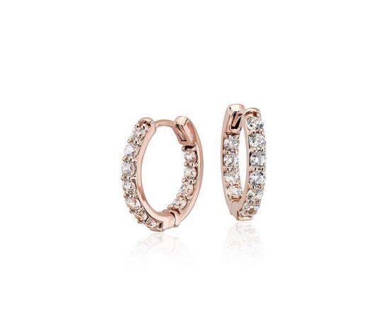 Blue Nile与Monique Lhuillier跨界合作推出婚嫁珠宝系列-珠宝首饰展示【行业精选】