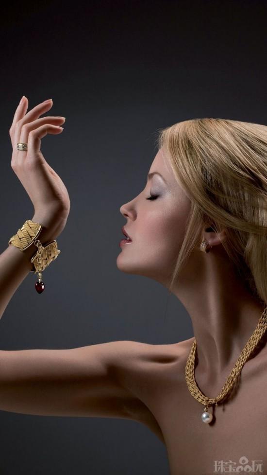 不寻常的奢华 Wellendorff珠宝大片-珠宝首饰展示图【行业经典】