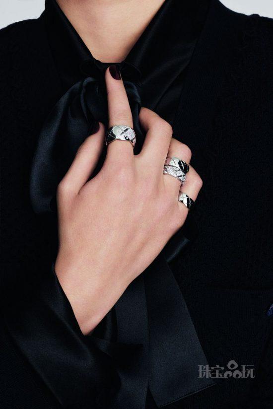 COCO CRUSH 2016珠宝广告曝光 Keira Knightley彰显迷人气质