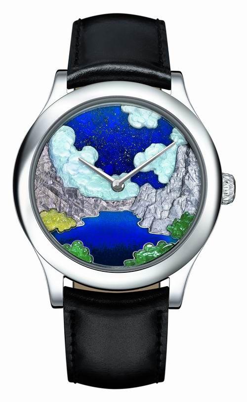 Olivier Vaucher:在手表上雕刻的艺术大师-珠宝首饰展示图【行业经典】
