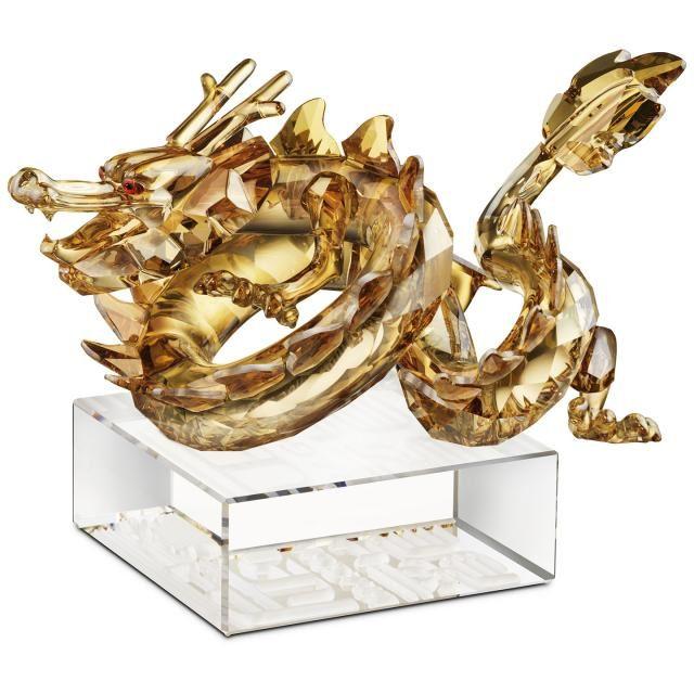 Swarovski推出第三套Chinese Zodiac生肖系列(龙猴鼠)-时尚珠宝设计【行业顶级】