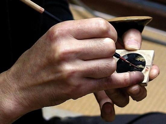 细味大师风范 肖邦L.U.C XP Urushi莳绘腕表-珠宝首饰展示图【行业经典】