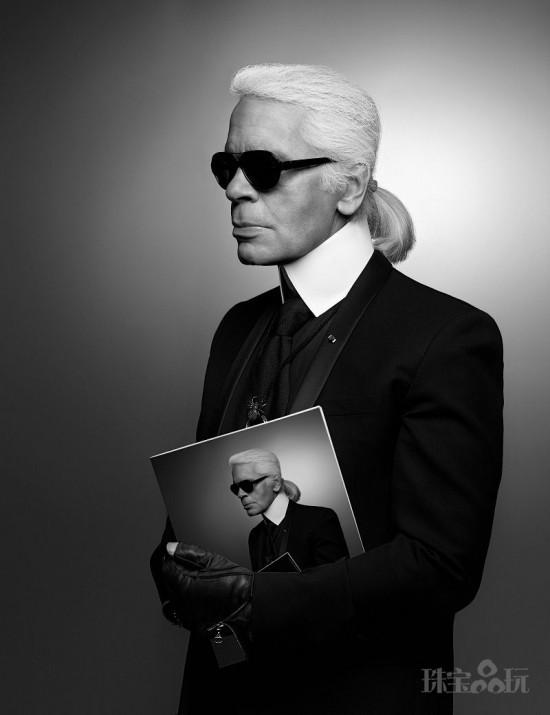 又添跨界新作 老佛爷Karl Lagerfeld打造全新婚戒系列