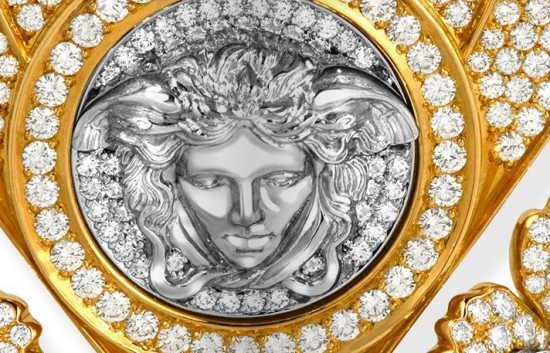 Versace Tiara(范思哲皇冠)-珠宝首饰展示图【行业经典】