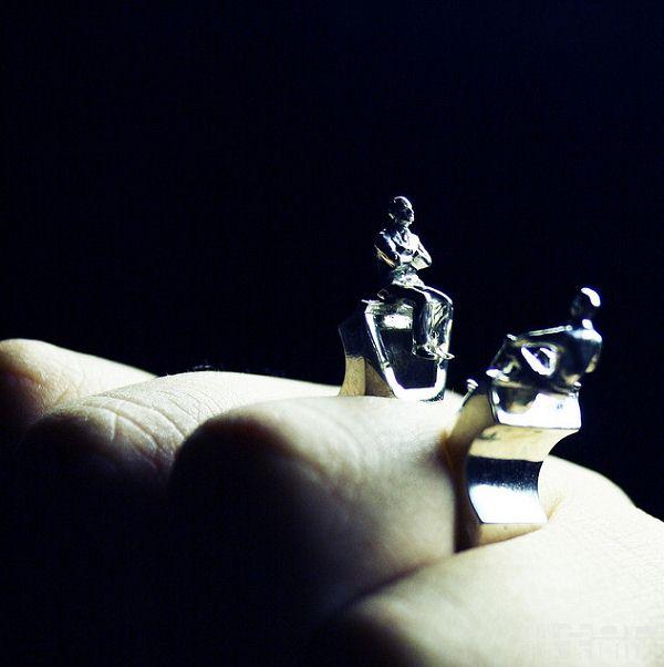 Marc Barer:用首饰讲述故事-创意珠宝