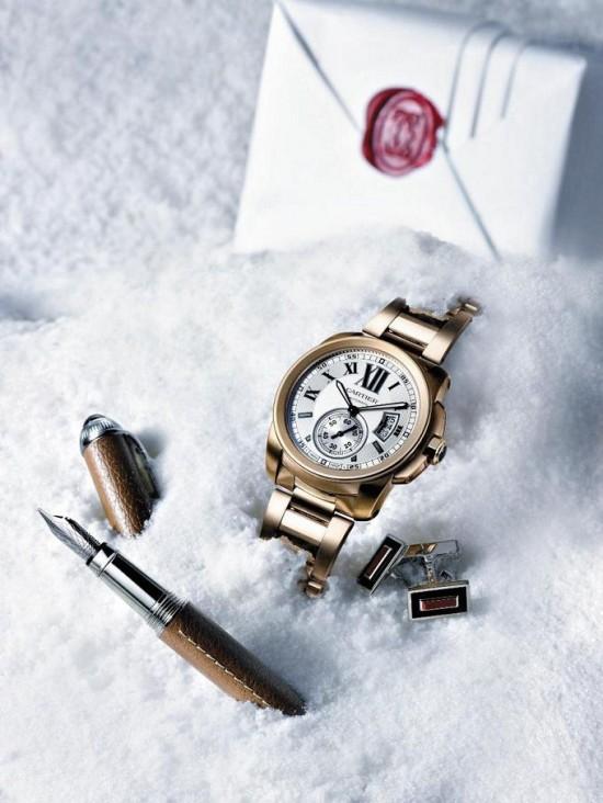 卡地亚Cartier浪漫红盒子-珠宝首饰展示图【行业经典】