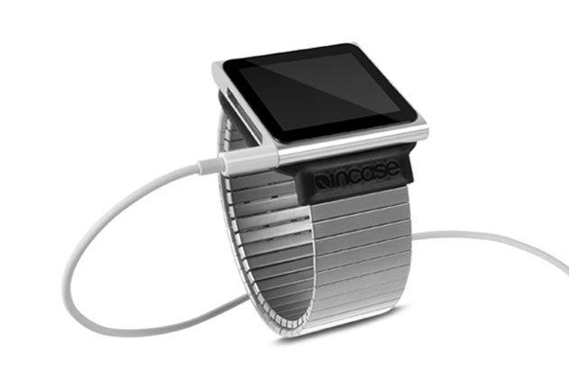 iPod Nano腕上伴侣:Flex Wristband-时尚珠宝设计【行业顶级】