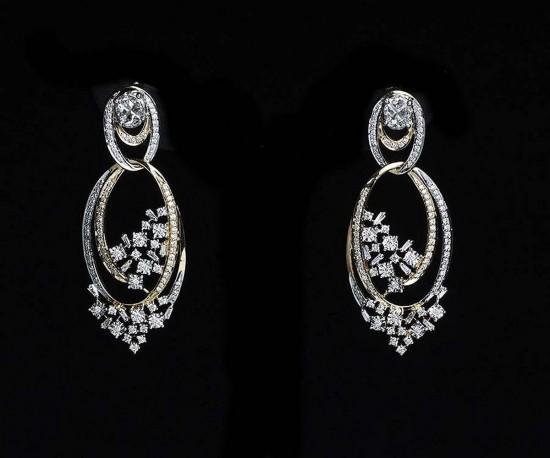 耀眼夺目 Tanishq全新推出Inara新娘钻石珠宝系列-珠宝首饰展示【行业精选】