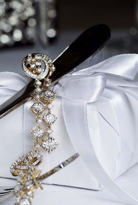 耀眼夺目 Tanishq全新推出Inara新娘钻石珠宝系列