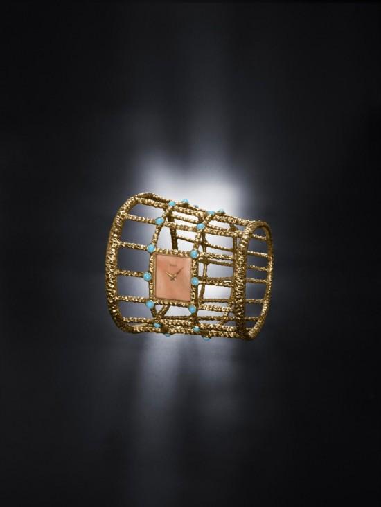 Piaget珠宝臻作闪耀迪拜艺术博览会(Art Dubai)