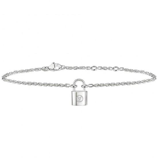 小拇指的承诺 路易威登打造Silver Lockit慈善首饰-珠宝首饰展示【行业精选】