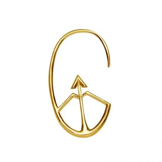 Louis Vuitton打造十二星座耳环系列-珠宝首饰展示【行业精选】