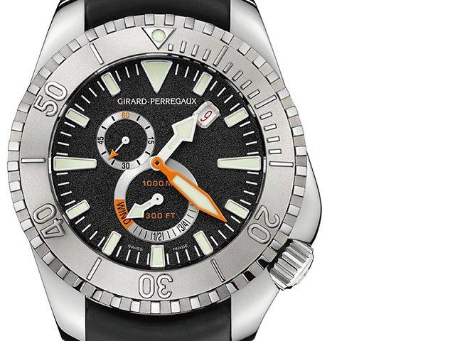 芝柏Sea Hawk Pro 1000 meters海鹰二号专业潜水腕表-时尚珠宝设计【行业顶级】