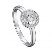 卡地亚Cartier婚戒 见证永世真爱-珠宝首饰展示图【行业经典】