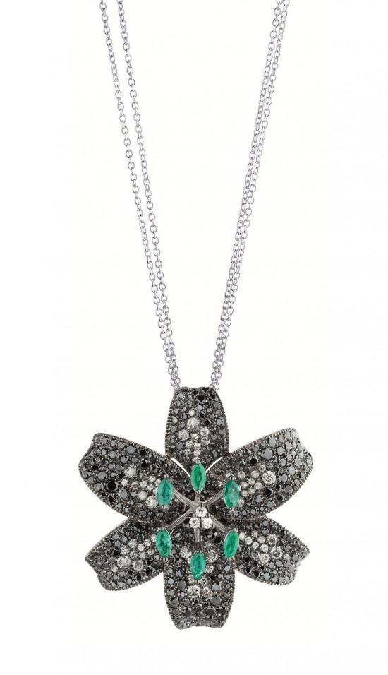 神圣纯洁 DAMIANI GIGLIO百合珠宝系列-珠宝首饰展示【行业精选】