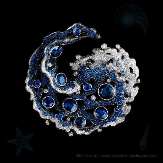 2015珠宝流行趋势:海洋珠宝大行其道(一)