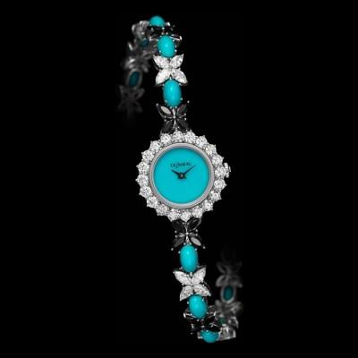 超凡品味 帝后DeLaneau珠宝腕表-珠宝首饰展示图【行业经典】